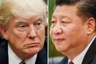 US President Donald Trump and Chinese President Xi Jinping will discuss North Korea in Florida this week. Photo / AP
