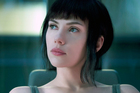 Scarlett Johansson in a scene from Ghost in the Shell, a Wellington-shot film which has flopped in cinemas overseas. Photo/AP