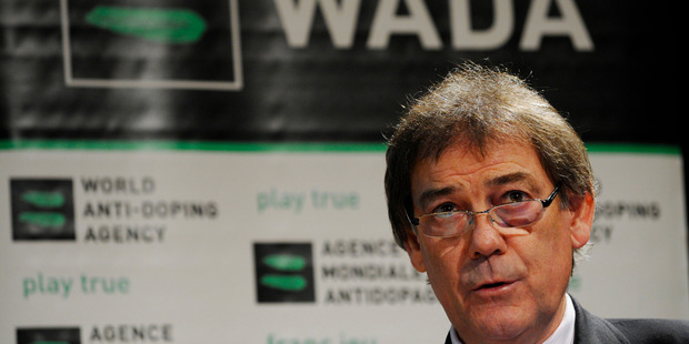 World Anti-Doping Agency director general David Howman. Photo / Supplied