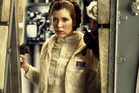 Carrie Fisher's brother has confirmed the actress will posthumously appear in the last film in Disney's Star Wars triolgy. Photo / supplied