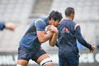 Australian Rugby player Will Skelton. Photo / Brett Phibbs