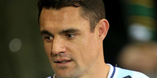 Loading Dan Carter plans to see out his contract at Racing 92. Photo / Getty Images.