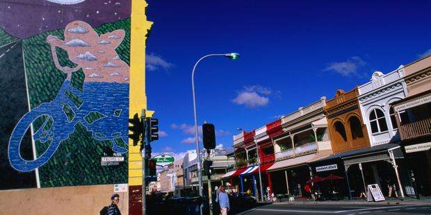 An Adelaide street scene. Photo / Getty Images