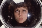 American actress Sigourney Weaver in the role of Ripley in the film 'Alien'. Photo / Getty