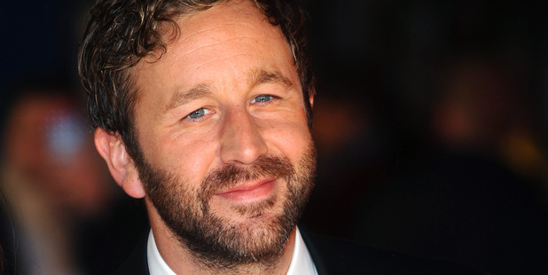 Chris O'Dowd plays the love interest in Bridesmaids. Photo / Getty