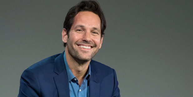 Actor Paul Rudd had his scenes cut from Bridesmaids. Photo / Getty