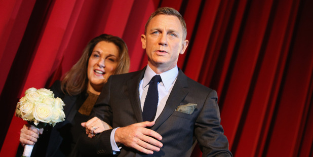 Daniel Craig To Play James Bond One Last Time