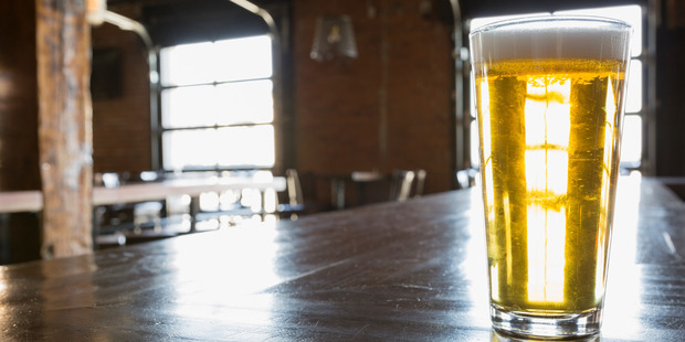 The Sydney man had drunk a single glass of Victoria Bitter when he was asked to leave a Parramatta pub. Photo / 123RF