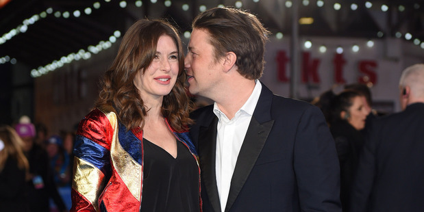 Jools kept every love letter that Jamie sent her. Photo / Getty