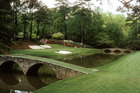 NZME journalist Guy Heveldt will soon be playing the 12th hole at Augusta National. Photo / Getty
