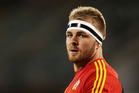 Sam Cane will miss the clash with the Stormers after suffering a head knock. Photo / Getty