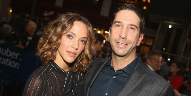 Zoe Buckman and husband David Schwimmer have called it quits. Photo / Getty