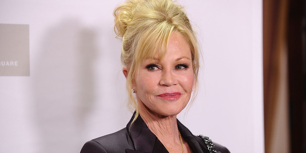 Actress Melanie Griffith. Photo / Getty