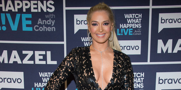 Erika Jayne from Real Housewives of Beverly Hills. Photo / Getty Images