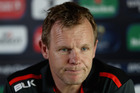 Mark McCall, the Saracens director of rugby, during the Saracens media session. Photo/Getty Images