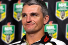 Ivan Cleary has been announced as Wests Tigers' new coach after signing a three- and-a-half year deal with the NRL club. Photo / Getty Images.