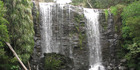 View: Photos: Hidden waterfall revealed after 40 years