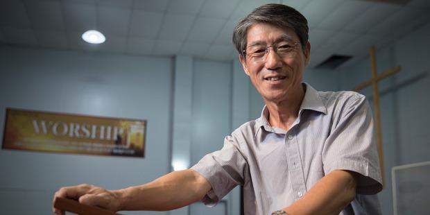 Senior Pastor Keun-Taek John Lee of the Korean Auckland Community Christian Centre.