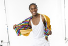 Earl Gregory plays Joseph in the latest production, which comes to New Zealand this month.