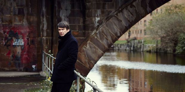 Ian Rankin visits Auckland for its annual writers festival.