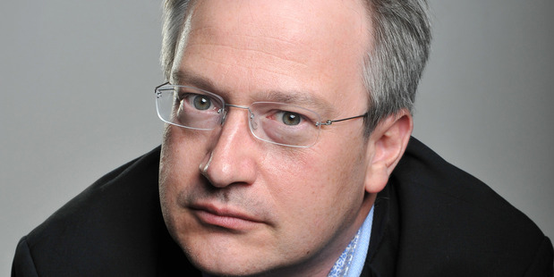 """Comedian and self-proclaimed """"interested idiot"""" Robin Ince is touring New Zealand with his live science-meets-comedy show A Cosmic Shambles Live. Photo / Supplied"""