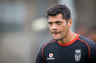 Warriors coach Stephen Kearney has allowed no let-up at training. Photo / Jason Oxenham