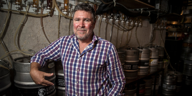 Craft beer expert Michael Donaldson was surprised when Epic Armageddon won the coveted IPA trophy for the second year in a row. We ask him 12 questions. Photo / Michael Craig