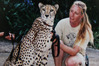 Heidi Moller ran a cheetah outreach programme in South Africa and now is starting a rehabilitation centre in Tauranga