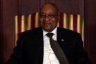 South African President Jacob Zuma. Photo / AP