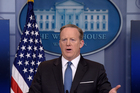 White House press secretary Sean Spicer. Photo / AP