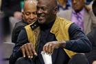 Michael Jordan. Photo / AP.