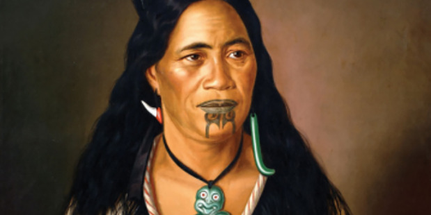 Chieftaness Ngatai-Raure was the second painting stolen. Photo/File