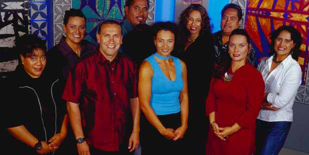 Throwback: Tagata Pasifika has been on New Zealand screens for 30 years. Photo / File