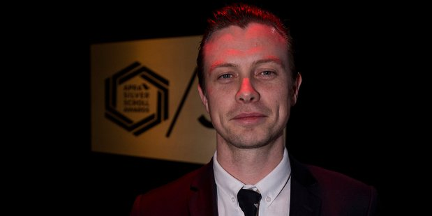 Anthonie Tonnon attending the APRA Silver Scroll Awards, 2015. Photo / Dean Purcell.
