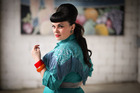 Tami Neilson is one of the entertainers at a special one-off arts fest for the World Masters Games.