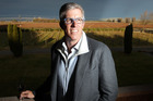 US wine fund manager Charles Banks could be removed as an owner of New Zealand's Trinity Hill winery. Photo / Paul Taylor