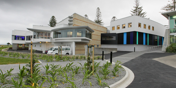 The redeveloped Napier Conference Centre was designed to incorporate the old and new, but has left some residents upset its original meaning has been lost. Photo/File