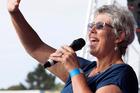 Mayor Sheryl Mai.