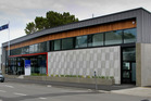 Napier's new police station has been closed to the public for the past week as