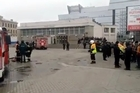 At least 10 people have been killed and 50 injured in a blast at a train station in St. Petersburg on Monday.