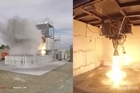 The 5,000 lbf Rutherford engine was created by Rocket Lab specifically for the company's Electron launch vehicle. Rutherford has been tested extensively for over two years, and was qualified for flight after completing more than two hundred engine hot fires. Source: Rocket Lab