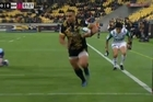 The Hurricanes travel to Auckland to face the Blues next Saturday, while the Waratahs can lick their wounds on the bye week. Footage from Sky Sport.
