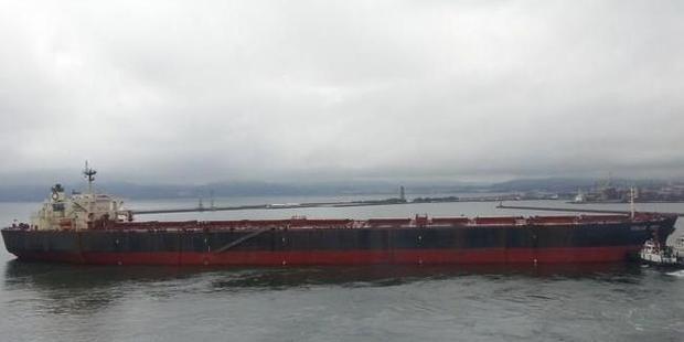 South Korean cargo ship Stellar Daisy has vanished in the South Atlantic. Photo / marinetraffic.com, Yeong Ryong Kim