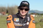 New Zealand rally champion David Holder. Photo / Geoff Ridder