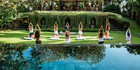 Escape Haven - a women-only surf, yoga, wellness, fitness, detox retreat set in a luxury private villa in Canggu, Bali.