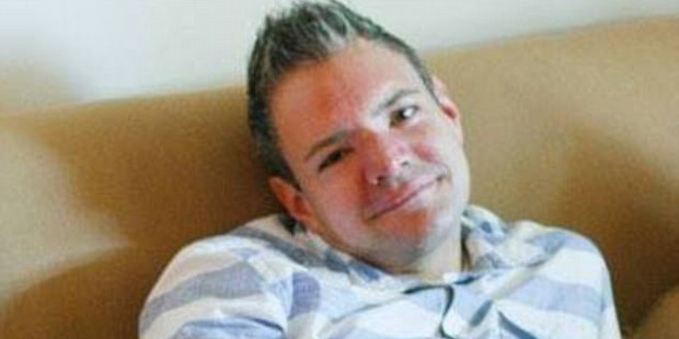 Travis Malouff, 42, choked to death while trying to eat a large donut. Photo / Facebook