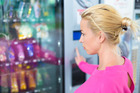 A time delay and food tax encourages people to choose healthier options from vending machines. Photo / 123RF