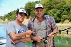 Watch the trailer for Leigh Hart and Jason Hoyte's new show, Screaming Reels. Coming soon to Duke.