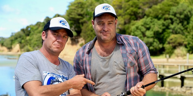 Jason Hoyte and Leigh Hart from Screaming Reels.