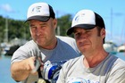 Leigh Hart and Jason Hoyte are fronting a new fishing show called Screaming Reels.